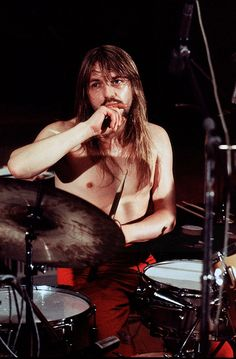 Robert Wyatt performs with Soft Machine at Berliner Jazztage, Germany October 1971