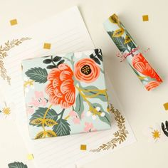 birch wrapping sheets : rifle paper co.