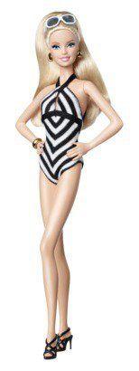 Barbie Collector # BCP84 Swimsuit: Amazon.de: Spielzeug