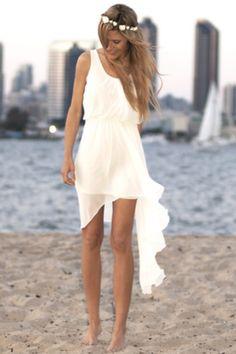 Beach dress for summer