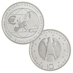 BRD 10 Euro 2002