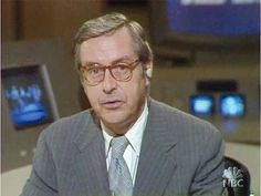 John Chancellor -- (7/14/1927-7/12/1996). Journalist/Anchor/Political Correspondent. He hosted Today, anchored NBC Nightly News. He died of Stomach Cancer at age 68.