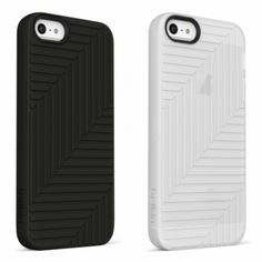 Belkin iPhone5 Soft Case duopack Black & White