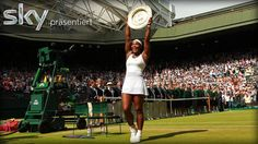 SERENA WILLIAMS WINS MAJOR #21 AT THE CHAMPIONSHIPS WIMBLEDON - #QUEENRENA'S 4TH MAJOR IN A ROW! Serena was 21 years of age when she First completed the #SerenaSlam! 21-21 ... <3
