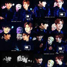 161119 MMA . Thanks chanyeol for bring baekhyun's smile back. . . {{ @real__pcy ❤ @baekhyunee_exo }} . #ChanBaekID [[ #chanbaek • #baekyeol • #chanyeol #baekhyun • #parkchanyeol #byunbaekhyun • #pcy #bbh • #exo #exok #exom #exol #cic_video #Admin_RYU_M ]] . ©®puppystore .  RYU --- @ryukenmiharu10