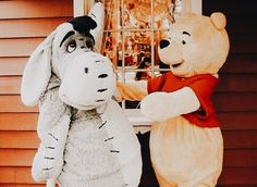 Winnie the Pooh & Eeyore Walt Disney World, Disney Day, Disney Trips, Disney Love, Disney Magic, Disney Pixar, Disney Characters, Disney Theme, Disney Bound