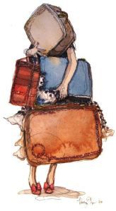 Pack, Unpack, and Repeat by Katie Rodgers