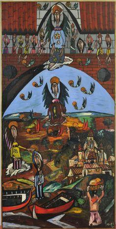Annunciación I (The Annunciation I) – 1970