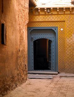 Ryad Dyor hotel in Marrakech...