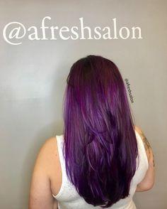 #getfresh #freshsalon #afreshsalon #charlottenc #charlottesalon #hairsalon #haircolor #haircut #texture #longhair #shorthair #704lifestyle #cltstylist #cltcolorist #bob #lob #layers #shag #curls #wave #product #charlottefashion #charlottehair #freshtodeath #2017 #thebestsalon #queencity #qc #healthyhair #cltfashion #blonde #brunette #purple #violet #goldwell #elumen #depth