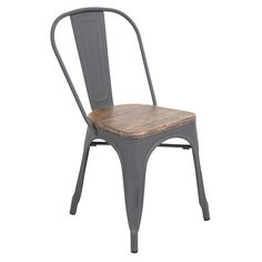 Oregon Modern Industrial Dining Chair - Overstock™ Shopping - Great Deals on LumiSource Dining Chairs