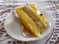 Tort cytrynowy PRZEPIS