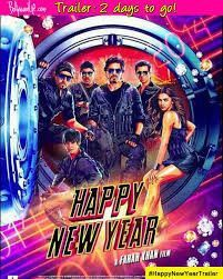 Happy New Year 2014 Movie - The best The King of Bollywood Images, Pictures, Photos, Icons and Wallpapers on RavePad! Happy New Year Film, Happy New Year 2014, Happy Year, Srk Movies, Movie Songs, Movies 2014, Audio Songs, Movies Free, Movies