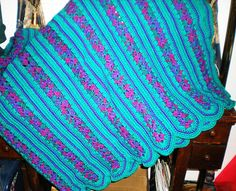 Ravelry: FREE Mile-A-Minute Afghan pattern by Marilyn Coleman