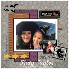 An Inside to my Heart. Halloween Witches, Close To My Heart, Scrapbooking, Sketches, Cards, Drawings, Scrapbook, Map, Playing Cards