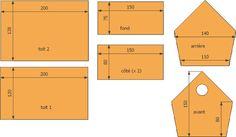 Plans de nichoirs multi-spécifiques