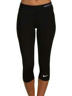 8d47ad342 Pinner stated  My favorite running tights - Nike Pro Core II Compression  Capri s.