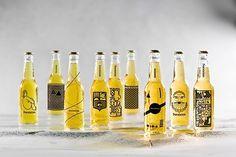 Bierflaschen-Design aus Island