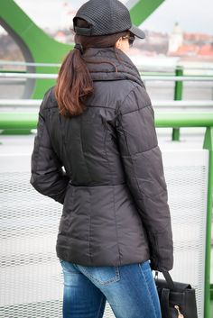 Perfect jacket for winter - Tina Chic
