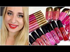 YouTube Lip Gloss, Make Up, Lipstick, Rose, Youtube, Beauty, Lipsticks, Pink, Makeup