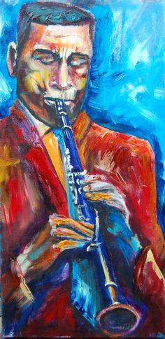 New Orleans Clarinet