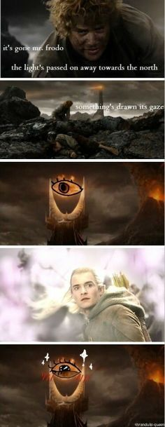 Lord of the rings, Legolas Fili Y Kili, Lord Of Rings, O Hobbit, Hobbit Funny, Legolas Funny, Funny Memes, Hilarious, Into The West, Fandoms