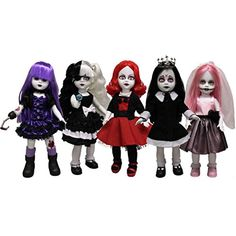 Living Dead Dolls Series 28 - Set of 5 >>> More info could be found at the image url. (This is an affiliate link) #GrownUpToys