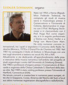 carlomusical: XVI Festival organistico internazionale : Basilica...