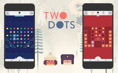 The most beautifully designed mobile games: Two Dots