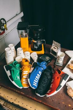 "Pharrell Williams x adidas Originals NMD ""Human Race"""