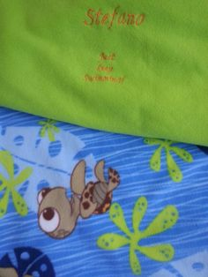 Embroidered Blankets, Personalised Blankets