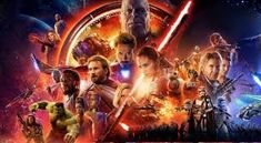 Image result for avengers infinity war + star wars