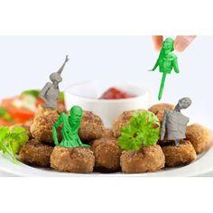 Espeto para Petiscos Food Zombies :: Hmmm