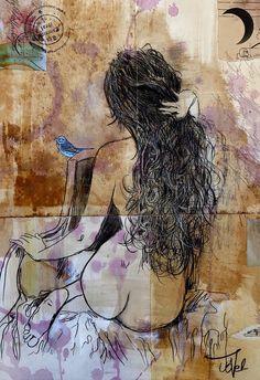 she wants...... by Loui  Jover