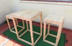 Spa Party, Holidays And Events, Bar Stools, Diy And Crafts, Decoration, Creations, Diy Projects, Wood, Table