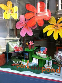 """Park and Pond: I love that this store's saying is """"goods from near."""" This cute gift shop is perfect when you want to know exactly where to shop local."""