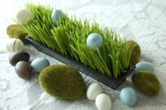 Dining Table Centerpieces for easter   ... easter-table-decorations-kids-can-make-easter-table-decoration-easter