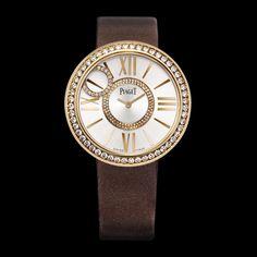 Rose gold Diamond Watch G0A36157 - Piaget Luxury Watch Online