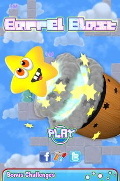 Barrel Blast | Games |418120719| iPhone App | | Entertainment | 4 | LIMITED TIME FREE SAVE ...