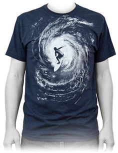 wonderful men surf t-shirts!