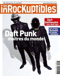 Les Inrockuptibles - N° 910 - Mercredi 8 Mai 2013