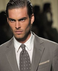 No. 8: Jon Kortajarena    At just 24, the smoldering Spaniard is already an established face in the male modeling world. In 2008 he graced the cover of L'Officiel Hommes as well as appearing within the magazine, and in 2009 has shot ad campaigns for Etro, Tom Ford and Diesel.