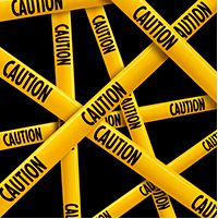 "This is a photo of police tape reading ""Caution"" covering a black background. Tape Reading, Seo Analytics, Search Trends, Science Topics, Big Data, Research, Black Backgrounds, Overlays, Social Media"