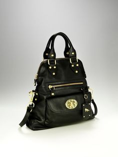 Loving Emma Fox handbags (comes with a strap and folds over in front)...a great all around tote.