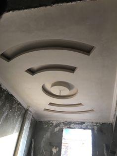 Pvc Ceiling Design, Plaster Ceiling Design, Simple False Ceiling Design, Gypsum Ceiling, Bedroom False Ceiling Design, Ceiling Ideas, Plafond Staff, Arabian Decor, Mirror Gallery Wall