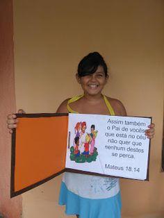 Baú de Recursos para o Ministério Infantil: Albúm de versículos