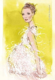 .: Alicia Malesani Fashion Illustrations