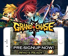 Grand Chase M SEA Official