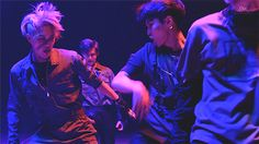 EXO - Kai and Yixing - Monster MV