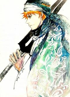 Ichigo. Bleach. Anime.